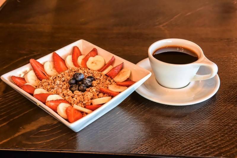 Boss CoffeeHouse Breakfast
