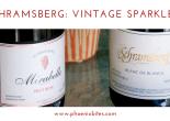 Schramsberg_Vintage Sparklers