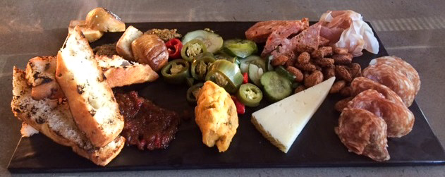 Phoenix Ale Brewery Charcuterie