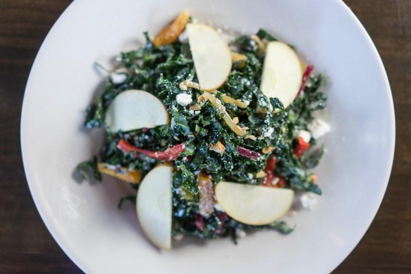 Bobby Q's Kale Salad