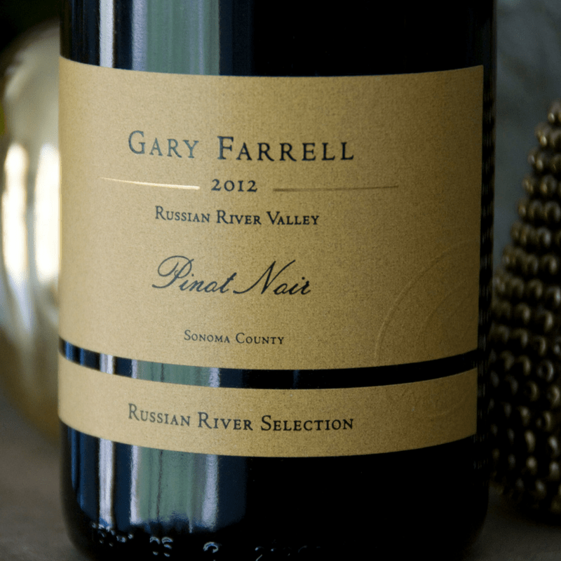 Gary Farrell Pinot Noir_ It's all in the berries