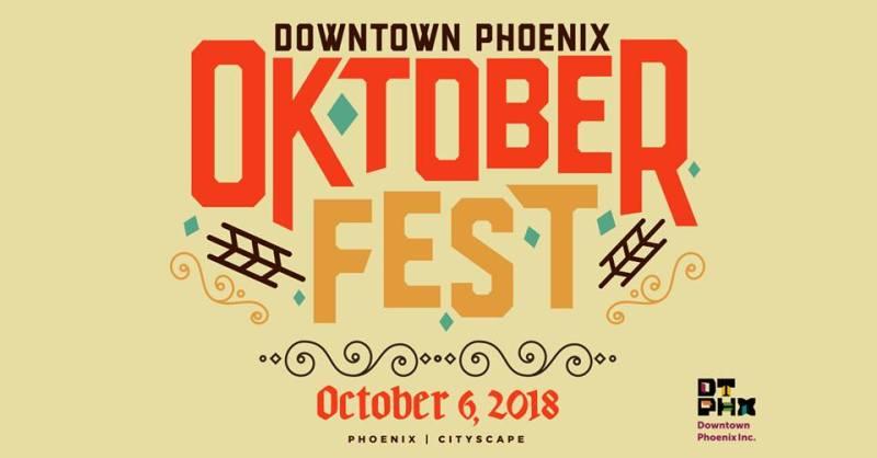 Downtown Phoenix Oktoberfest