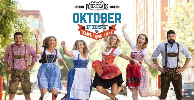 46th Annual Four Peaks Oktoberfest