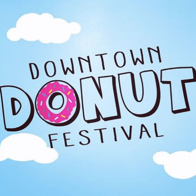 2018 Downtown Donut Festival