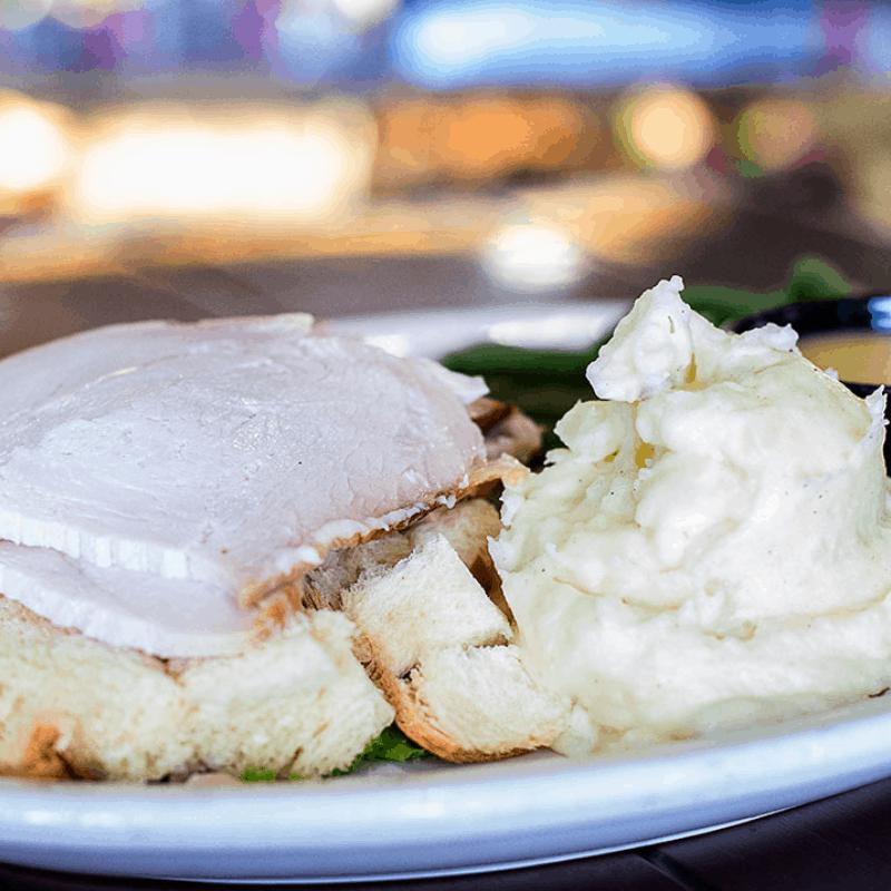 Chompie's Thanksgiving Dinner