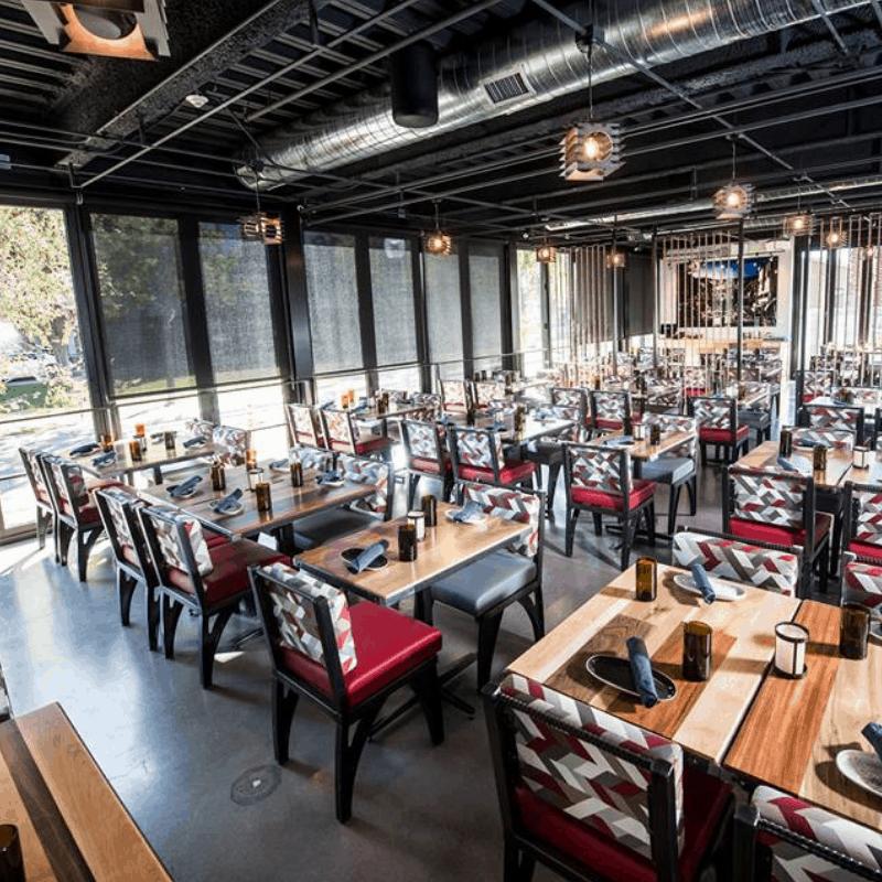 Match Restaurant and Lounge Thanksgiving Dinner