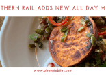 Southern Rail adds new all day menu