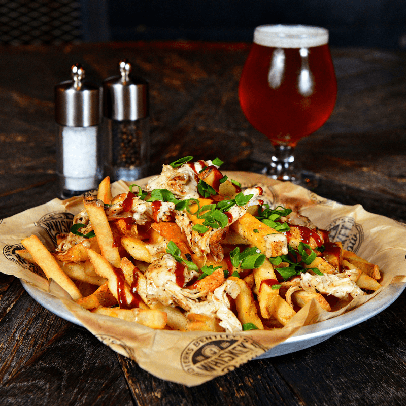 Dierks Bentley's Whiskey Row Southern Fries