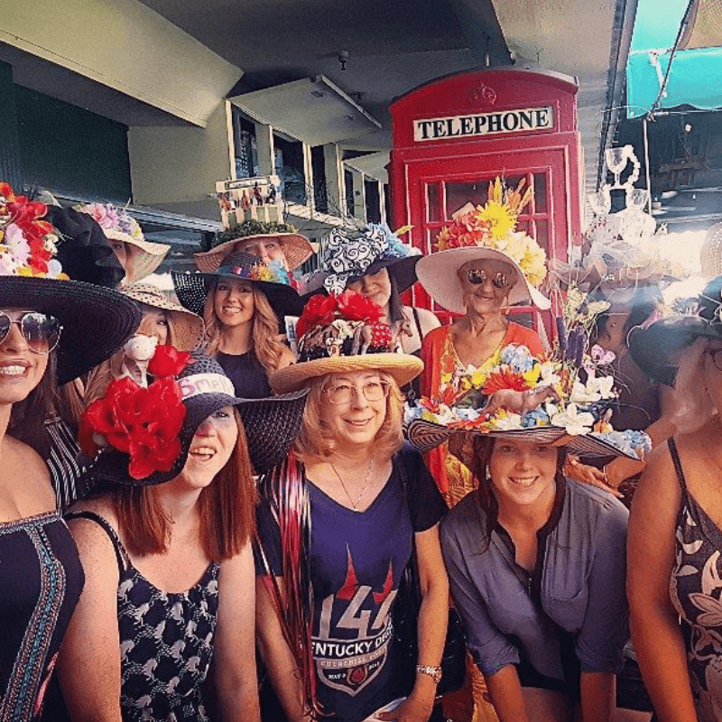 Derby Day at Padre Murphy's
