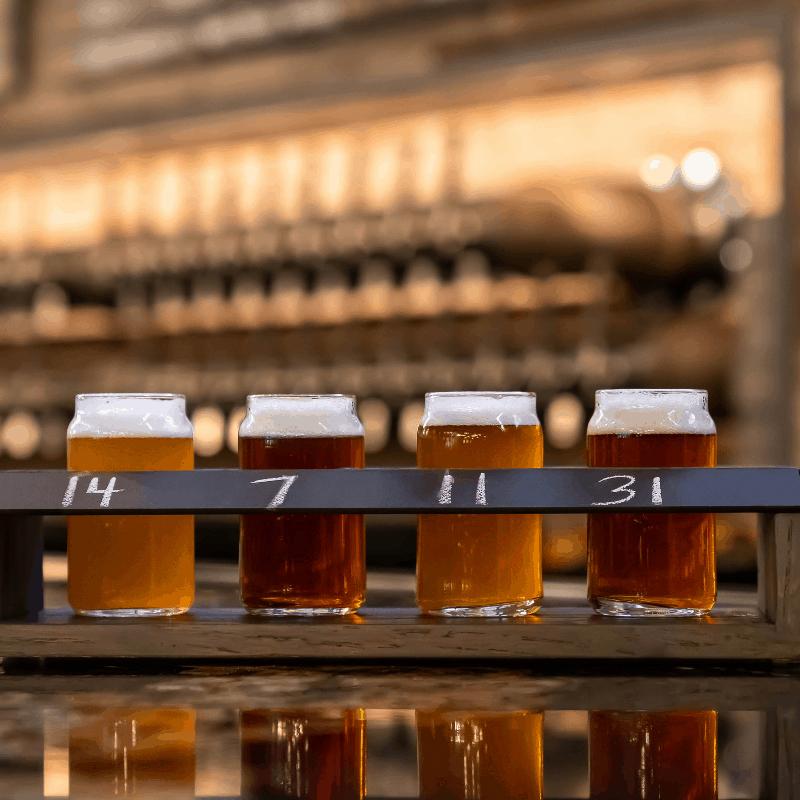 TapHouse Kitchen Beer Flights