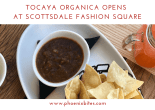Tocaya Organica Opens at Scottsdale Fashion Square