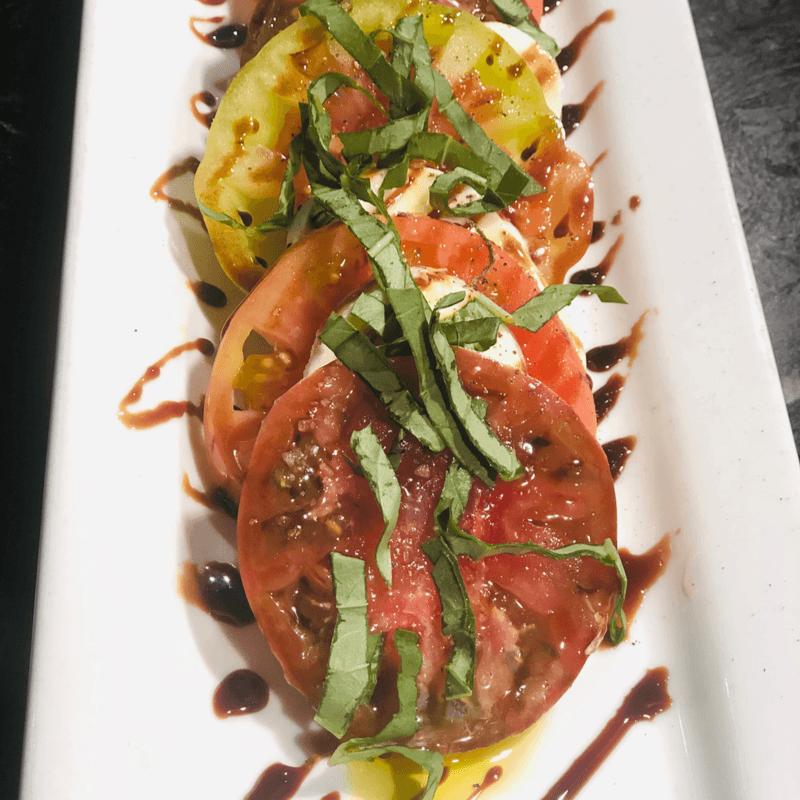 Nico Heirloom Tomato Caprese