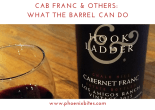 Cab Franc & Others: What the Barrel Can Do