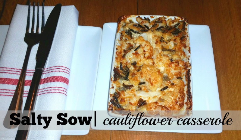 5 of the Best Cauliflower Dishes in Scottsdale: Salty Sow