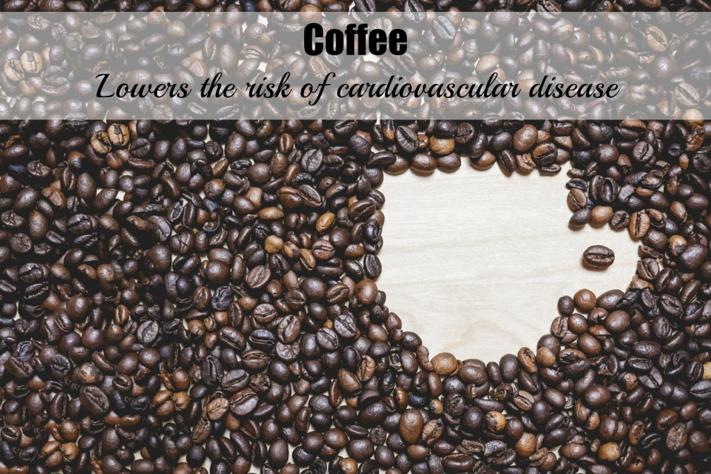 Bad Foods with Health Benefits-Coffee