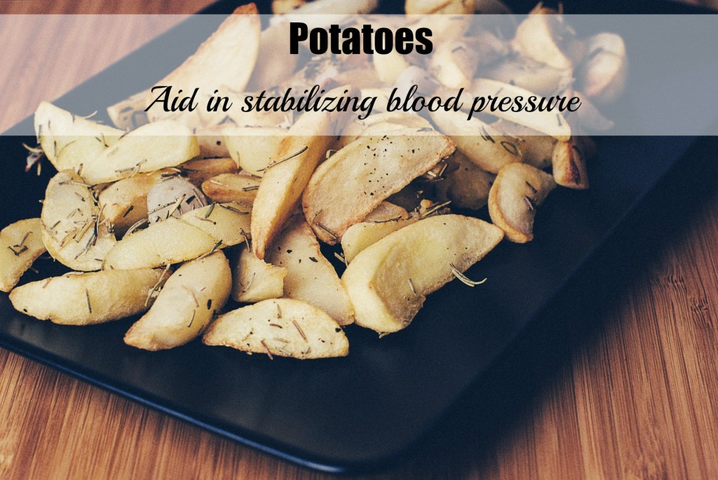 Bad Foods with Health Benefits-Potatoes