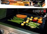 COOKINA Reusable Grilling Sheets
