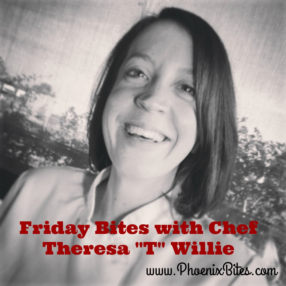 Friday Bites with Chef Theresa Willie