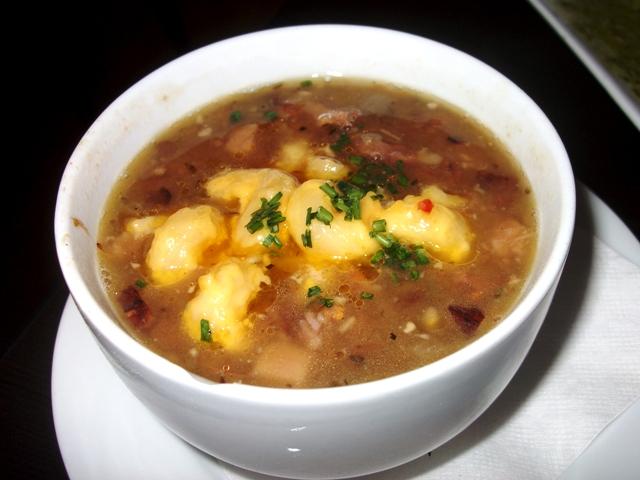 Eddie's House Lentil Soup