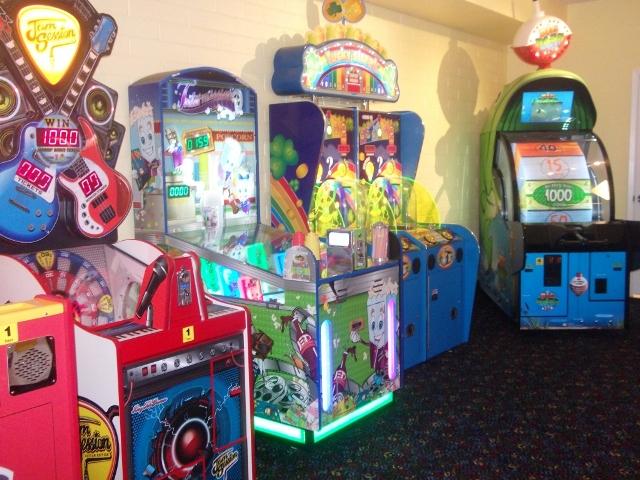Chip & Ruby's gameroom