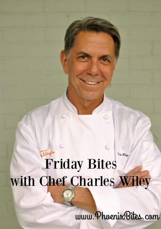 Friday Bites with Chef Charles Wiley
