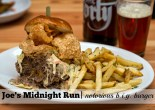 Joe's Midnight Run: Notorious B.I.G. Burger
