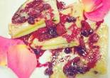Luci's Healthy Marketplace Berry Crepes