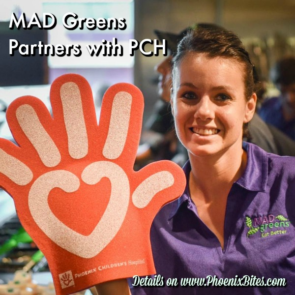 MAD Greens Partners with PCH