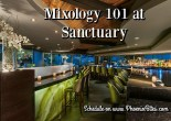 Mixology 101 at Sanctuary