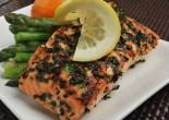SunFare Paleo Herb Grilled Salmon