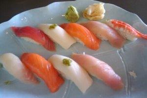 Restaurant Review: Sushi Eye In Motion in Chandler