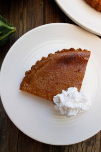 Scottsdale Thanksgiving Deals: From Dining in to Taking it all Home: True Food Kitchen Vegan Squash Pie