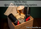 We Do Men Valentine's Day Package