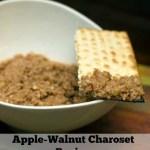 Apple-Walnut Charoset Recipe