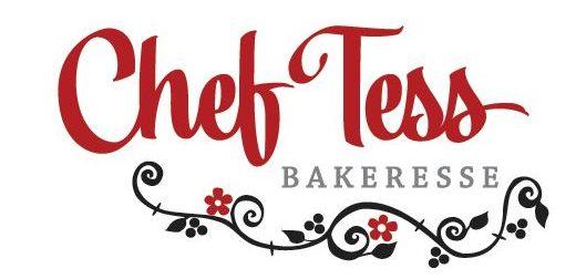 chef tess logo_script