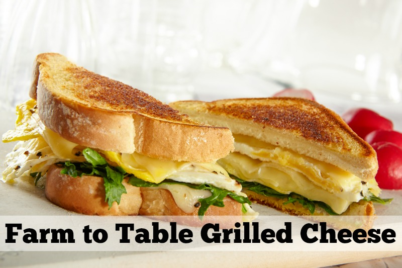 Trendy Grilled Cheese Sandwich Pairings: Farm to Table Grilled Cheese