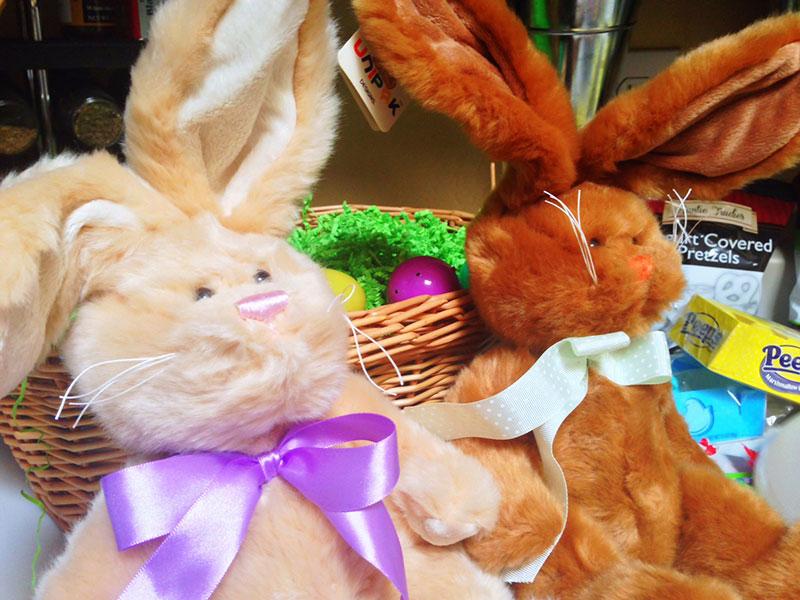 Harry Hare Rabbits