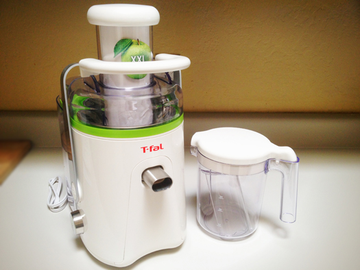 T-fal's Balanced Living Juice Extractor
