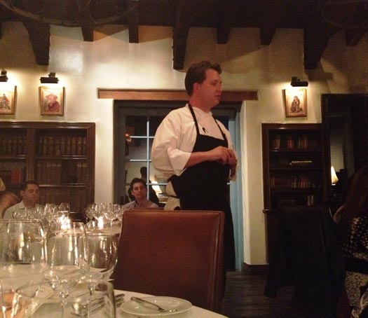 LON's at the Hermosa; Dinner with Jeremy Pacheco