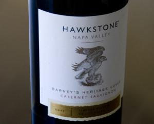 Hawkstone Cabernet
