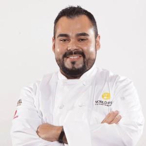 Anthony Serrano of El Palacio