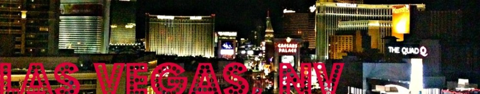 Las Vegas Travel Button