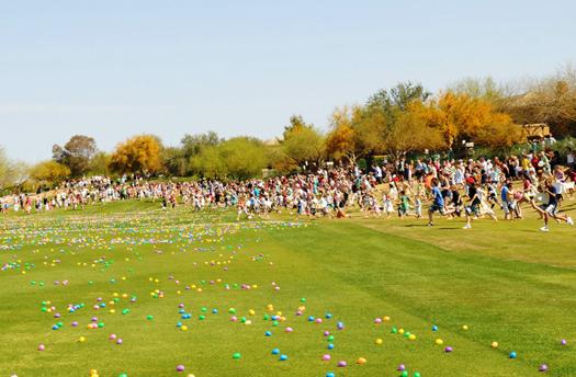 Easter Egg Hunt Westin Kierland