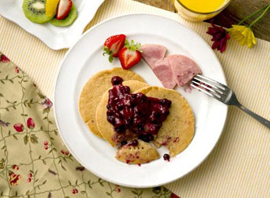 BistroMD Buckwheat Berry Pancakes