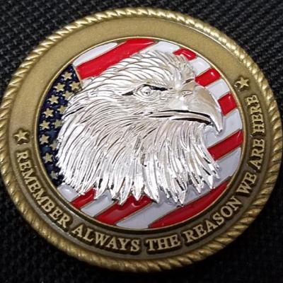 Rare JSOC Tier 1 US Navy SEAL Team 6 NSWDG DEVGRU CB Seabee Det Challenge Coin