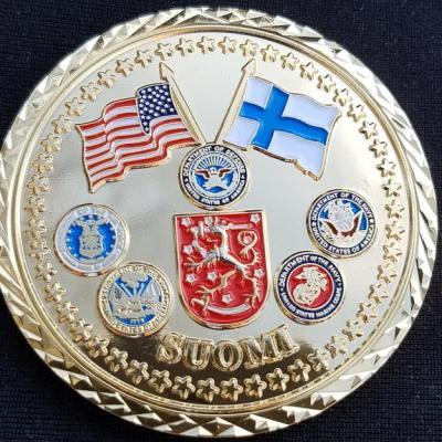 US Embassy Defense Attache Office Finland back