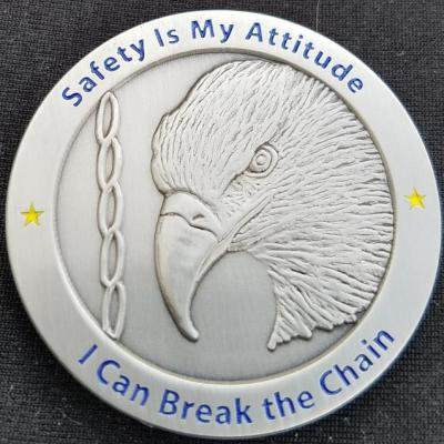 AF Chief of Safety Commander's Coin by Phoenix Challenge Coins