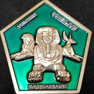 B Co. 2 BSTB MICO Commander's Coin