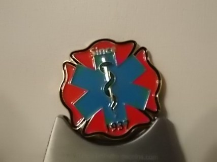 Soldier Township KS Fire Dept custom 2015 challenge coin by Phoenix Challenge Coins