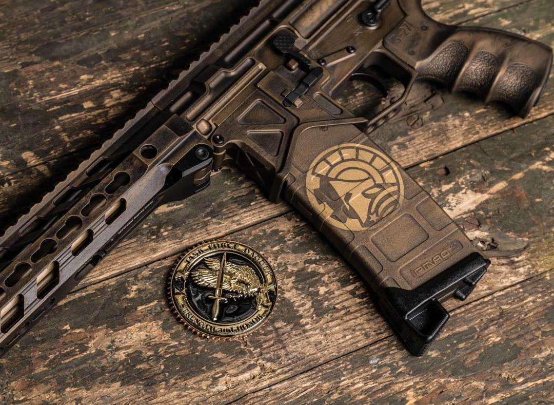 MK12 Mod1 clone with @XProducts X15 S Chevron Drum, @Leupold Mark 6 and @Aimpoint T1 on a 45 mount, @fathomarms black nitride bolt carrier group   Photo Cred: Joint collaboration between @metalhead_1 and @blackwirestudio during @emerge_social #shoot with @xproducts and @otbfirearms    #gunporn  #AR15 #PhoenixChallengeCoins #emerge_social #merica #badass #gun #beastmode #2ndamendment #molonlabe #tactical #rifle